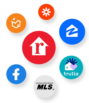 Real Estate CRM with most integrations