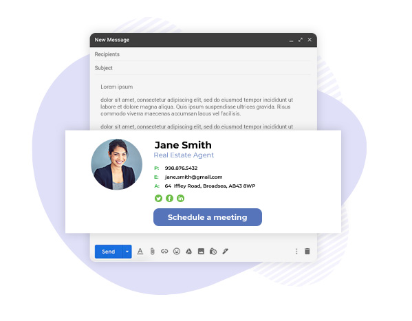 See More Action With Email Signatures